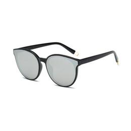 2018 Women Cat Eye Sunglasses Fashion luxury Brand Designer lady female  mirror Points Sun Glasses for women lunettes 015 16ee04c06e