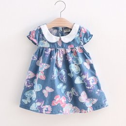 cbe9d2337 Shop Baby Girl Dress Butterfly Sleeves UK
