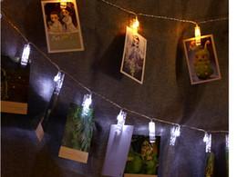 Des photos de cadres photo décoratifs remplis de lampes à piles DEL à DEL en Solde