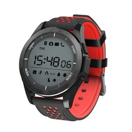 Chinese  Smart Watch F3 IP68 Waterproof Outdoor Clock Sports Sleep Track Wearable Fitness Reminder Smart Activity Tracer manufacturers
