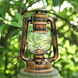 $enCountryForm.capitalKeyWord Australia - Retro Style Portable Lighting Kerosene Lamp Metal Camping light Outdoor Camping Tent Lamp Household Emergency