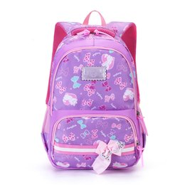 5f9da1b0b0be Children School Book Bags Girls Primary Backpack Kids Printing Schoolbags  Backpacks Kid Princess Bagpack Infantil