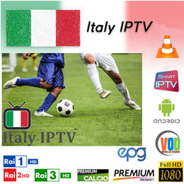 Boxes for iptv online shopping - Iptv italy Subscription UK German French Spanish Mediaset Premium for m3u Enigma2 IOS Smart TV PC Android box