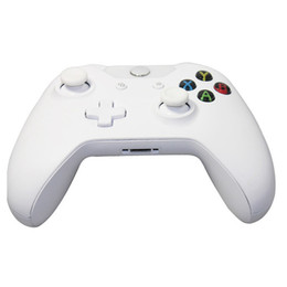 $enCountryForm.capitalKeyWord Australia - 1PC Bluetooth Wireless Controller Gamepad Precise Thumb Joystick Gamepad For Xbox One for Microsoft X-BOX Controller With Retail Packing