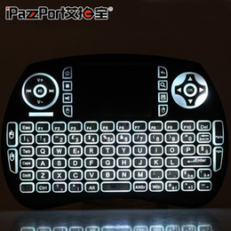 $enCountryForm.capitalKeyWord NZ - MINI Rii i8 Keyboard Wireless Flying Mouse 2.4G Wireless Bluetooth Keyboard Backlight Mobile Tablet i8 Touch