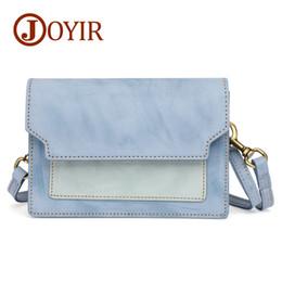 Ladies Cross Handbags NZ - Wholesale High Quality Small Ladies Messenger Bags Genuine Leather Shoulder Bags Women Crossbody Bag For Girl Brand Women Handbags 8684
