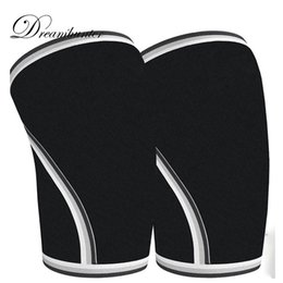 $enCountryForm.capitalKeyWord UK - 1 pc Rubber sports knee pads Diving Material Weight rodilleras Protective Guard Gear 7mm Thicker Compression Outdoor Sports 2018