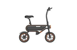 Motor Bicycles NZ - Hottest 250w for bikeFactory Selling Directly Good Quality wholesale city 12inch fashion folding electric bicycle 36V-4.4AH Brushless motor