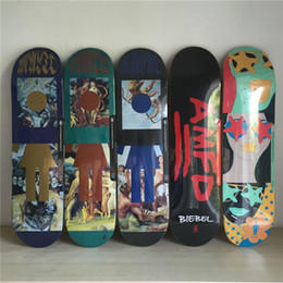 $enCountryForm.capitalKeyWord Canada - Wholesale-QUALITY GIRL pro Skateboarding Decks made byCanadian Maple Wood Shape Skateboard Green Girl Pattern Skate Board 8Types Available
