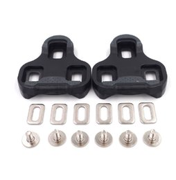 Pedals For Road Bicycle Australia - Fit For KEO system pedals bike bicycle cleat Road Bike Cycling Self-locking Cleats 4.5 degree black free shipping