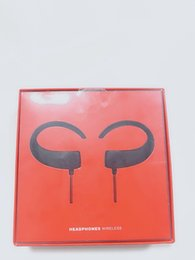 China Best sounds Noise Reduction A++ Wireless earphone 3.0 HD Sound Sport Earphone Ear Hook Bluetooth Headsets for Samsung DHL Free Shipping suppliers