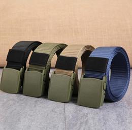 Cinturón de nylon de la hebilla automática cinturón táctico del ejército de  los hombres Cinturones de cintura militar de los hombres cinturones de la  lona ... 886083aca672