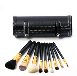 Wholesale Hot sales Professional kylie makeup brushes Pieces makeup brush sett Kit barrel DHL GIFT
