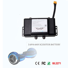 hoverboard battery 2019 - Hoverboard battery with UL certified 36V 4.4Ah 10s2p lithium battery pack for self balancing electric scooter