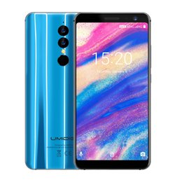 $enCountryForm.capitalKeyWord NZ - Umidigi A1 Pro 5.5' 18:9 Full Screen 3GB RAM 16GB ROM Mobile phone MT6739 Android 8.1 Face ID Dual Back Camera 4G LTE Cell phone