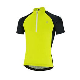 Venta al por mayor de Jersey de ciclismo de manga corta de verano para hombre, tres colores, transpirable, camisa de jersey de bicicleta de secado rápido Maillot Ciclismo ciclismo ropa