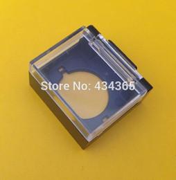 $enCountryForm.capitalKeyWord Australia - 20pcs Free shipping 16mm Push Button Switch Safety Protector Button Switch Protector Guard Cover Box Rectangle