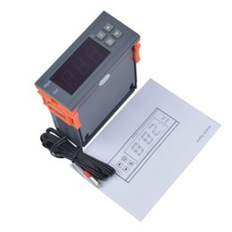 $enCountryForm.capitalKeyWord UK - MH1210W Digital Temperature Controller AC90-250V 10A 220V Thermostat Regulator with Sensor -50~110C Heating Cooling Control