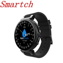 Smartwatch Gps Wifi Camera Australia - Smartch I6 Smart Watch Android 5.1 MTK6580 Quad Core RAM 2GB+ROM16GB Smartwatch Support 3G GPS WIFI Google Play Whatsapp Camera