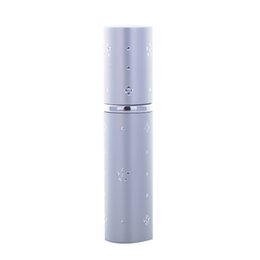 Chinese  Beauty Fragrance Deodorant Travel Perfume Atomizer Refillable Spray Empty Bottle 5ml DHL Free Shipping manufacturers