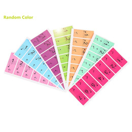 China 88 Keys Piano Keyboard Sound Name Stickers Piano Keyboard 61 Keys Electronic 54 Stickers Music Decal Label Note cheap keyboard music suppliers