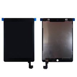 BM Original pour Apple ipad air 2 écran LCD avec écran tactile Digitizer pour ipad 6 ipad air 2 A1567 A1566 noir blanc