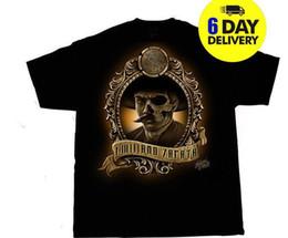 Toptan satış Emiliano Zapata Gömlek OG Abel OGABEL Erkek Tshirt Meksika - Emiliano Zapata T-Shirt Kısa Kollu Erkek