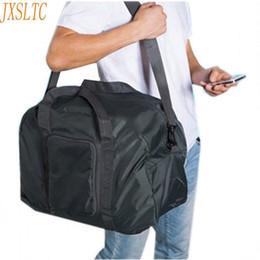 $enCountryForm.capitalKeyWord Australia - Fashion Large Capacity Waterproof Nylon Pouch Folding Travel Bags Men Women Luggage Duffle Bag Carry Hand Luggage Packing Cubes
