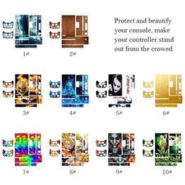 Discount xbox console skins - For Xbox one Console Game Skin Sticker Vinyl PlayStation Console and 2 Controllers Skins Stickers Cover Protector Decal