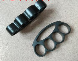 Brand New CHROMED STEEL BRASS KNUCKLES KNUCKLE DUSTER Self Defense Protective Gear Free shipping on Sale
