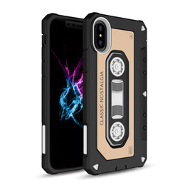 double tape for phone Australia - For Samsung J510 J710 Magnetic tape phone case For samsung J2 prime J5 prime Double color TPU PC Originality Anti-Fall phone case