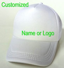 e800bebe050 Custom Brim Snapback Hats NZ - Customized Baseball Cap Adult curved brim  version MESH peaked caps