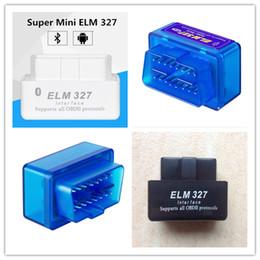 scan nissan car 2019 - Super Mini ELM327 Bluetooth OBD2 V1.5 V2.1 Car Detector Developed Wireless Scan Tool Elm 327 BT OBDII Code Diagnostic