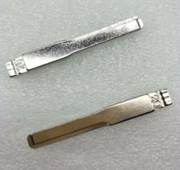 $enCountryForm.capitalKeyWord Australia - 10Pcs lot Best No.20 Key Blade Blank for Mercedes for Benz E Class Car Flip Folding Key Replacement