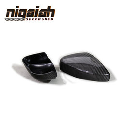 $enCountryForm.capitalKeyWord NZ - 2018 New arrival For Volkswagen VW POLO 2014-2016 Carbon Rearview Replacement Carbon Fiber Side Mirror Cover