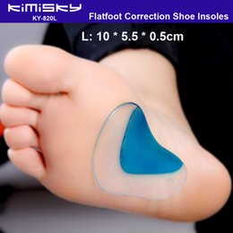 68c33a5bd7 Foot Care Tool 1Pair Size L Arch Support Orthopedic Orthotic Insole Flat  Foot Flatfoot Correction Shoe Insoles Cushion Inserts