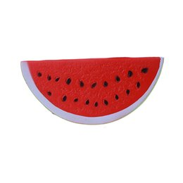 Able Kawaii Anti-stress Squishy Watermelon Mobile Phone Strapes Super Slow Rising Squeeze Stretch Bread Cake Kid Toy Gifts Cellphones & Telecommunications Mobile Phone Straps