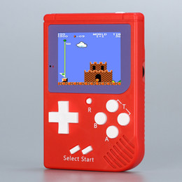 video game bit 2019 - New Retro Mini Handheld Game Console 8 Bit Color LCD Kids Pocket Game Player 188 Classic Games Portable Video Game Playe