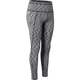 $enCountryForm.capitalKeyWord UK - Free shipping 2018 Newest Women's Yoga Gym Elastic Running Sport Tight Training PRO Sports Fitness pants f08