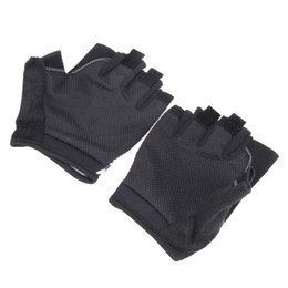 Gloves bicycle Gel online shopping - NEW Unisex Cycling Gloves Men Sports Half Finger Anti Slip Gel Pad Motorcycle MTB Road Bike Gloves Bicycle Gloves