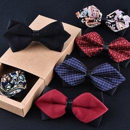 Heißer Verkauf Fliege Für Frauen High School Girl Student Cosplay Uniform Anzug Zubehör Krawatte Schmetterling Knoten Gestreiften Zu Verkaufen Damen-accessoires Bekleidung Zubehör