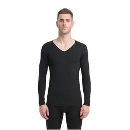 effcc178a19ea Mens long underwear tops online shopping - New Winter Mens Warm Thermal  Underwear Mens Long Johns