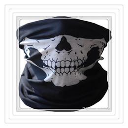 $enCountryForm.capitalKeyWord Australia - Outdoor Cycling Masks Function Bandana Headwear Skull Bandana Motorcycle Helmet Neck Half Face Masks Motorcycle Bike Bicycle Tube Masks