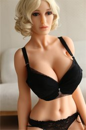 Full Silicone Breasts Australia - Big Breast Sex Dolls for Men 170cm Real Size Full Silicone Sex Doll Realistic Vagina Pussy Sex Toys