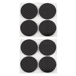 Padded Flooring Canada - Boutique DODA Round Self Adhesive Furniture Pad Floor Protector 38mm 8pcs