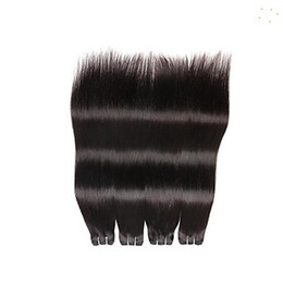 $enCountryForm.capitalKeyWord UK - Exclusive discount 10-30 Inchs Peruvian Straight Hair Bundles 100% Human Hair Weave 6a Unprocessed Virgin Hair Extensions