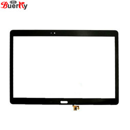 Digitizer Touch Panel For Samsung Tab Australia - For Samsung Galaxy Tab S 10.5 SM-T800 T800 Touch Screen Touch panel Digitizer Sensor Glass free shipping
