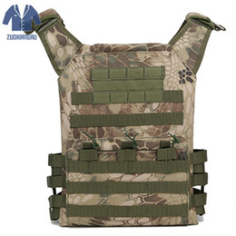Discount army combat vest - Zuoxiangru Men Special Ops Molle Army Vest Soldiers Combat Tactical Vests Fast Move Paintball Camouflage Jacket