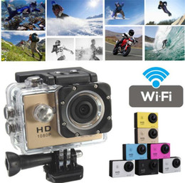 Chinese  Cheapest SJ4000 A9 style 2 Inch LCD Screen mini camera 1080P Full HD Action Camera 30M Waterproof Camcorders Helmet Sport DV with retail box manufacturers