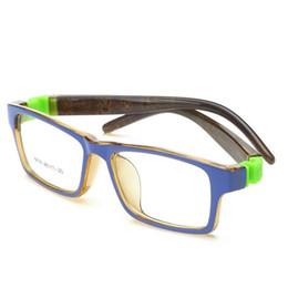 9377b6151d Cute Rubber Leg Kids Animal Detachable Eyeglasses Optical Glasses Frames  Eyewear for Children No Screw Safe Myopia Lense 8818